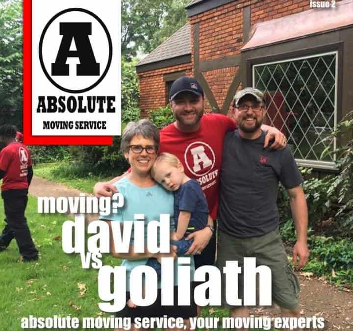 "Absolute Moving Services, LLC: ""David Versus Goliath"""